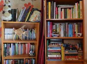 2.bookcases