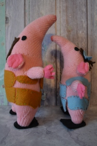 Small and Tiny Clanger